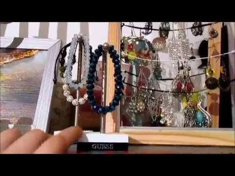 видео: Моя коллекция бижутерии: aliexpress, accessories, amazon, pandora и др.