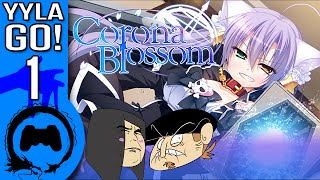 CORONA BLOSSOM VOL 1 Part 1 - Yes Yes Love Adventure Go! - TFS Gaming