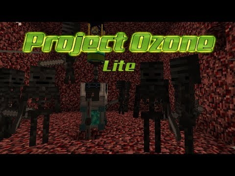 Project Ozone Lite - WITHER SKELETON...