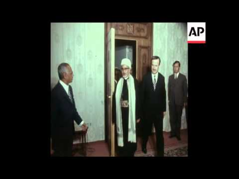 SYND 7-8-73 YEMENI MEETING WITH SYRIAN PRESIDENT ASSAD
