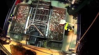 Australian prawn fishing
