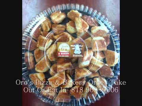 Oro's,Pizza Van Nuys, & Bakery, Van Nuys Pizza,Ca,Reseda,Northridge,Tarzana,Encino,Lake Balboa ca