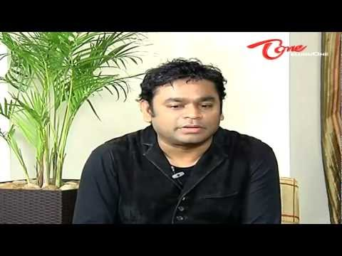 A R Rahman With Koti Speaks about Kadali - 01