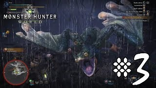 Monster Hunter World #003 Pukei Pukei