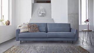 Contur Cuneo - ob Einzelsofa oder Ecksofa, viel Style und viel Komfort sind garantiert