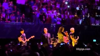 Video U2 Amsterdam Magnificent (tour premiere!) 2015-09-13 - U2gigs.com download MP3, 3GP, MP4, WEBM, AVI, FLV Juli 2018