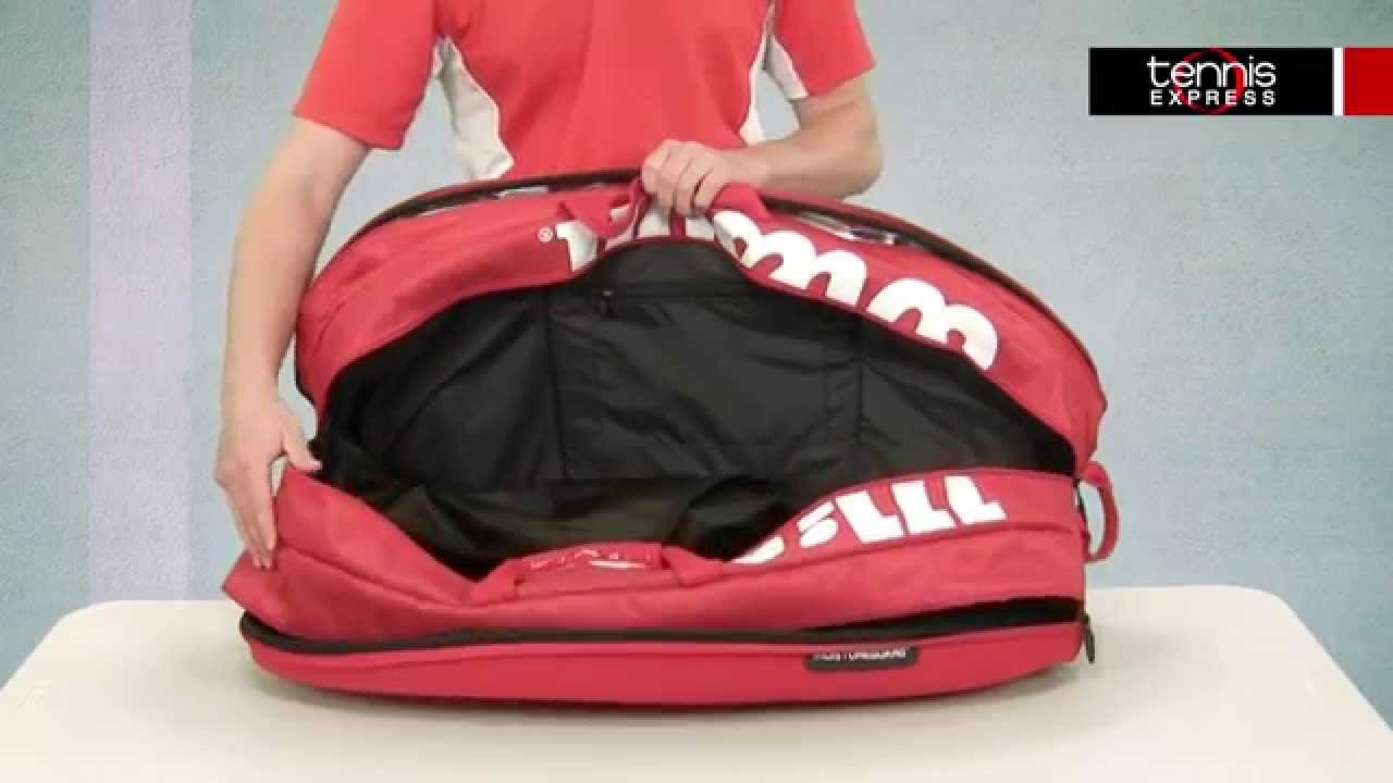 Wilson Tour 15 Pack Tennis Bag Review Express