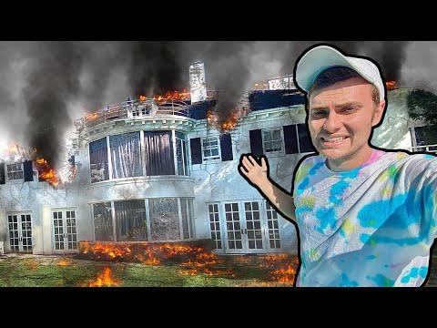 The Team RAR House is Destroyed...