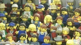 Legoland Kids Playing Lego Building Blocks Fun Park!