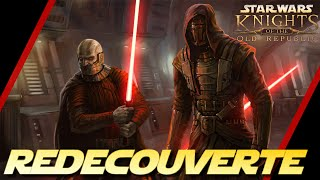 STAR WARS KOTOR  : REdécouverte | Gameplay | PC