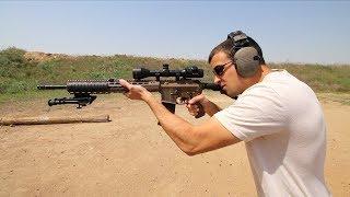 Smooth Shooting AR-15s