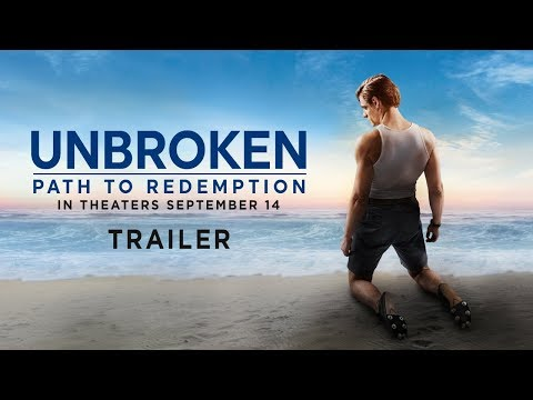 Unbroken: Path to Redemption | Trailer | In Theaters September 14