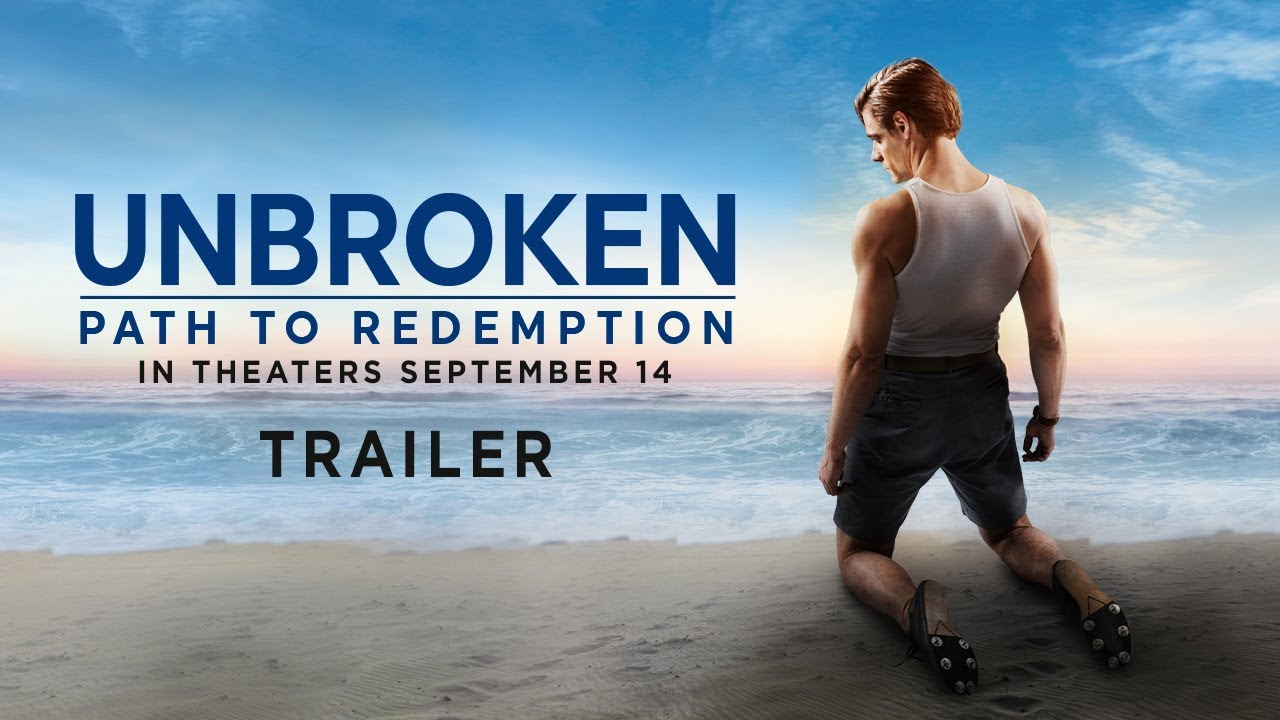 unbroken book report