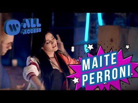 All Access: Maite Perroni - Bum Bum Dale Dale