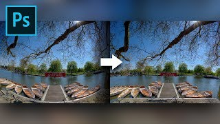 Fix EXTREME Distortions in Photoshop! Easy!