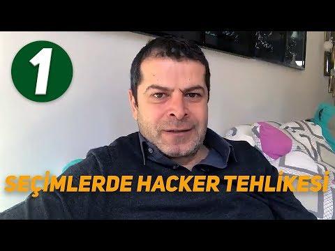 2019'da Türkiye'deki Seçimler Hacklenebilir mi?