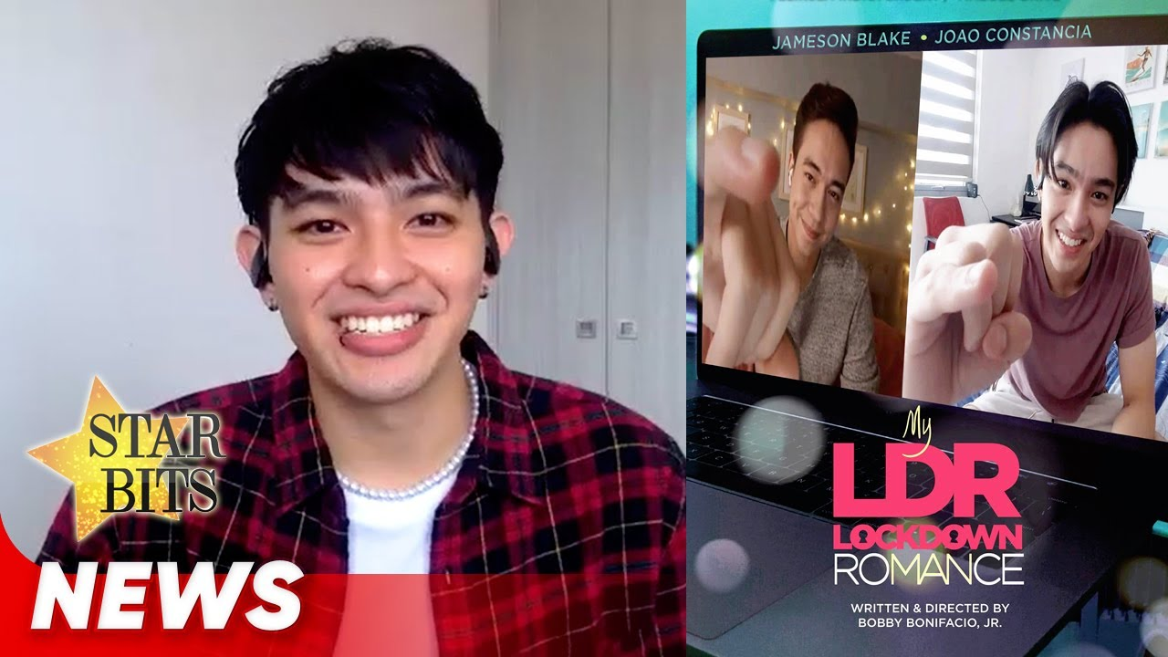 Joao talks about his first BL role! | 'My Lockdown Romance' | Star Bits