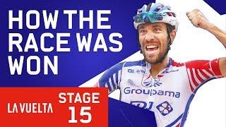 How The Race Was Won   Vuelta a España Stage 15   Cycling   Eurosport