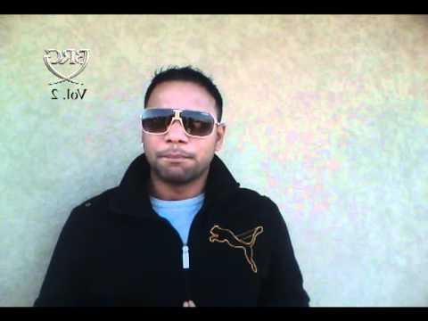 BADSHAH - byte @AKASH AD in brg vol 2