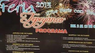 Inicia este Jueves Feria de Tepeyanco