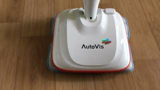 물걸레 청소기 구매! 오토비스(AutoVis) 무선 물…