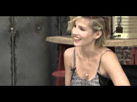 Women'secret – Fashion Film Dark Seduction. Presentation with Elsa Pataky