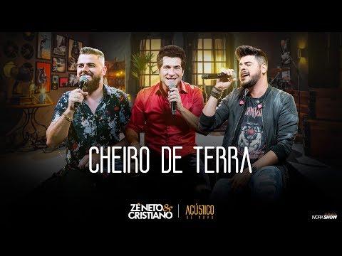 Zé Neto e Cristiano - CHEIRO DE TERRA part Daniel  - EP Acústico De Novo