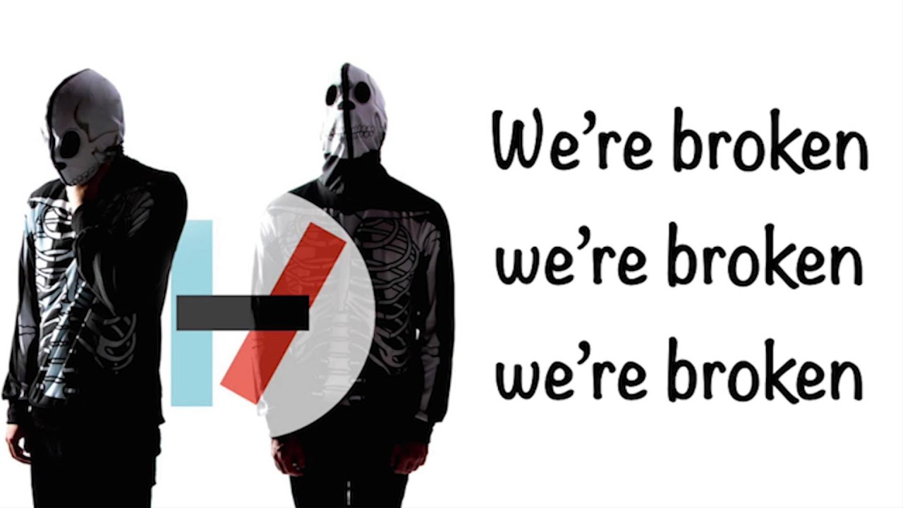 twenty one pilots screen alternative version lyrics youtube