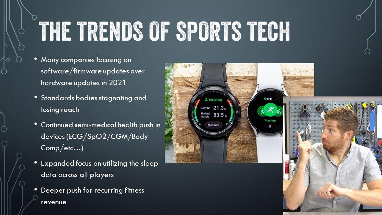 Download State of Sports Tech 2021 Keynote - DC Rainmaker