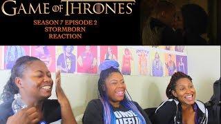 Game of Thrones Season 7 Episode 2 STORMBORN Reaction!!!
