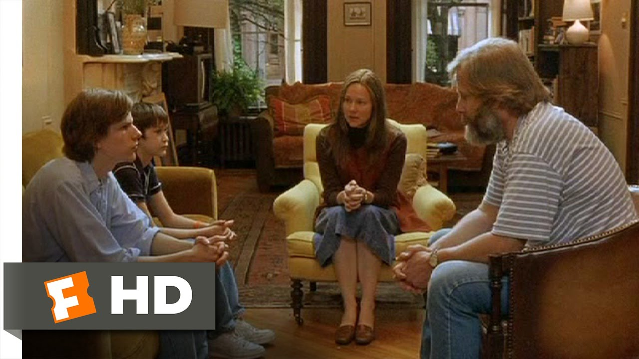 Download The Squid and the Whale (2/8) Movie CLIP - A Family Meeting (2005) HD