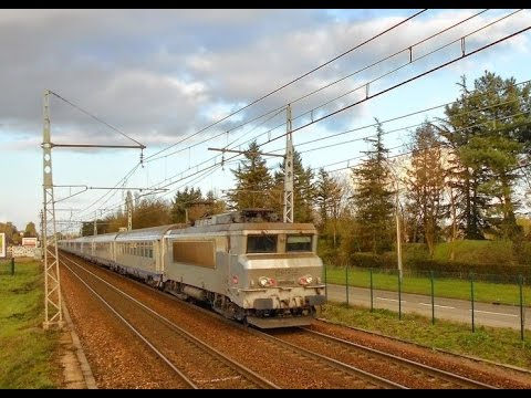 tgv ter et corail ligne paris le mans le 31 03 2015 youtube. Black Bedroom Furniture Sets. Home Design Ideas