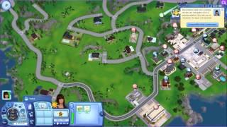 Cidades Novas - The Sims 3