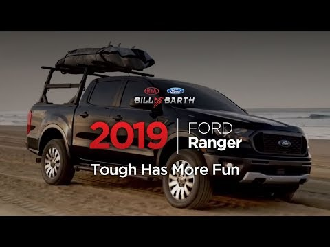 2019 Ford Ranger| Tough Has More Fun | Ford Ranger