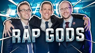Casters Being Rap Gods Compilation