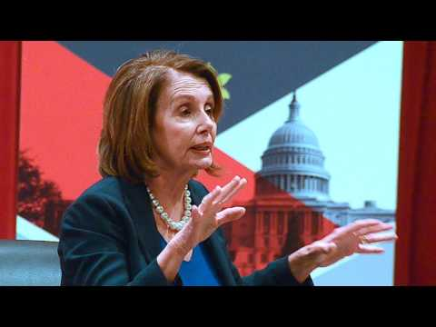 Congressional Conversations - Nancy Pelosi