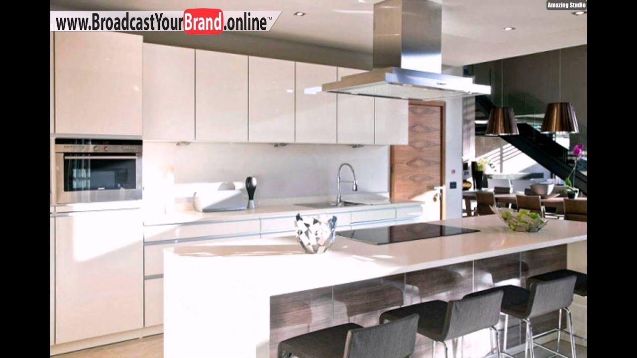 wei e k che schlicht k chentheke abzugshaube youtube. Black Bedroom Furniture Sets. Home Design Ideas