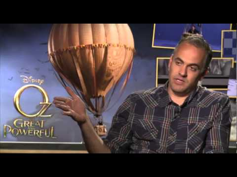 Oz The Great and Powerful Q&A with VFX Supervisor Scott Stokdyk