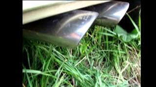 видео Тюнинг выхлопной системы на дизеле