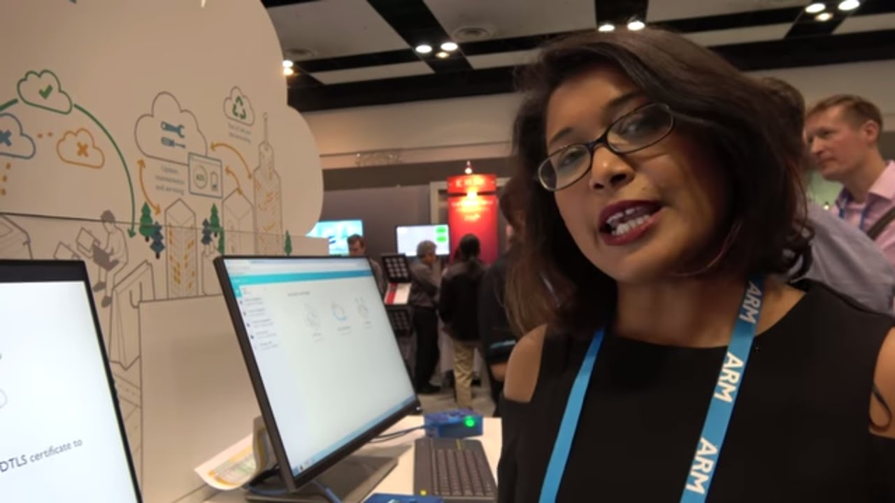 ARM mbed Cloud and Security at ARM TechCon 2016