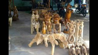 Jepara, Center For Furniture Making And Wood Carving