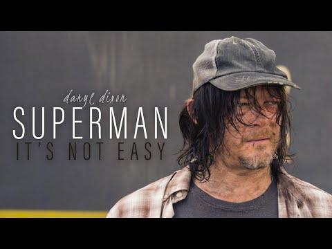 Daryl Dixon || Superman (It