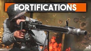 NEW Fortifications + No Health Regen? ► Battlefield V DETAILS