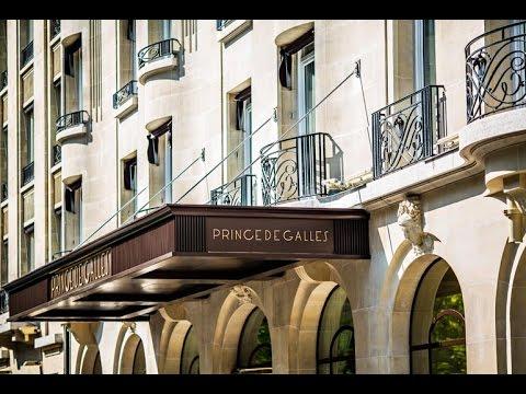 Prince De Galles, A Luxury Collection Hotel - Paris, France