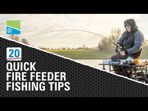 20 AMAZING Feeder Fishing Tips!