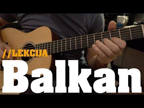 Lekcija // Balkan