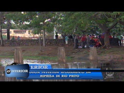 Polícia investiga afogamento em represa de Rio Preto