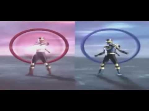 Power Rangers Thunder Rangers Morph Theme (Soundtracks Music)