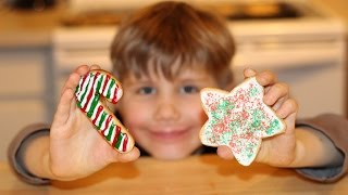 Easy Sugar Cookie Recipe | Kin Community Christmas Cookie Collaboration