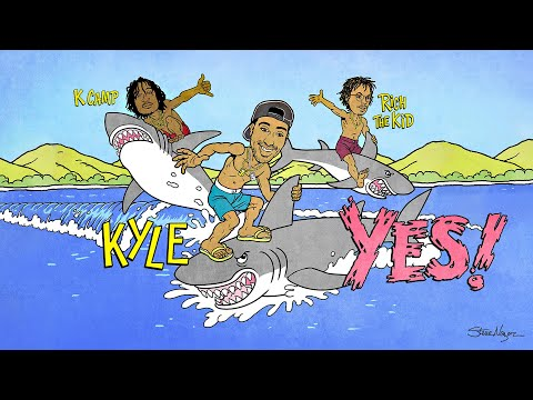 KYLE - YES! Feat. Rich The Kid & K CAMP [Audio]